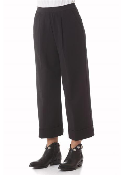 Pantalone donna cropped MANILA GRACE | Pantaloni | P152VUMA001