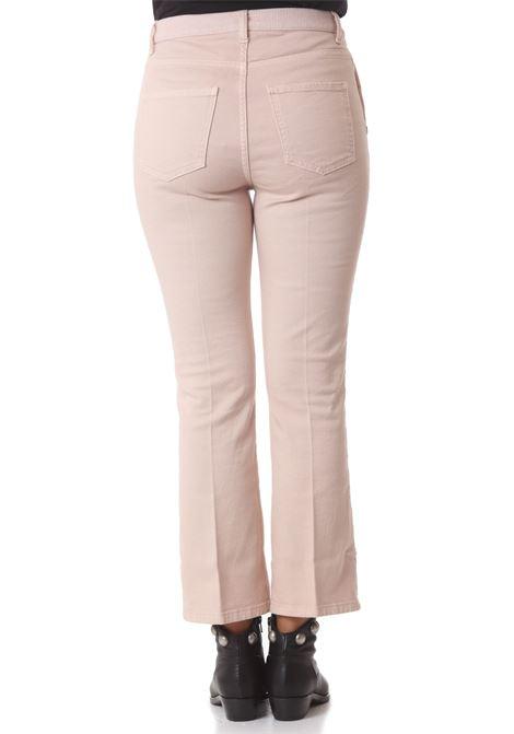 Pantalone donna a trombetta MANILA GRACE | Pantaloni | P165CUMA146