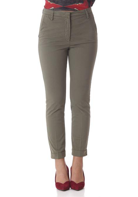 Pantalone chino donna MANILA GRACE | Pantaloni | P185CUMA141
