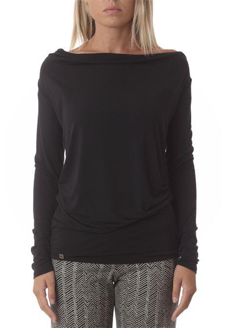 T-Shirt donna maniche lunghe MANILA GRACE | T- Shirt | T340GUMA001
