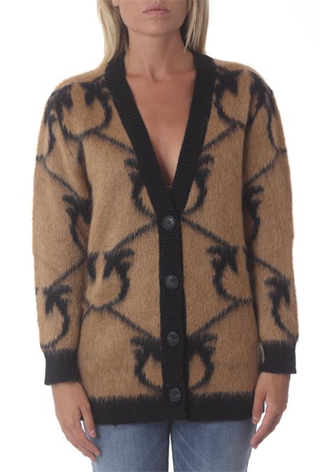 Cappotto donna Adelphi cardicoat PINKO | Maglie | 1G16BY-Y761CZ3