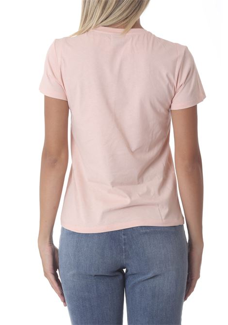 T-shirt donna in jersey Bussolotto PINKO | T- Shirt | 1G16J6-Y651P75