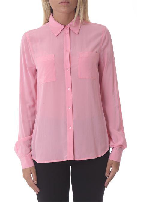 Camicia Nora donna in crepe PINKO | Camicie | 1G16PH--Y6ZVO97
