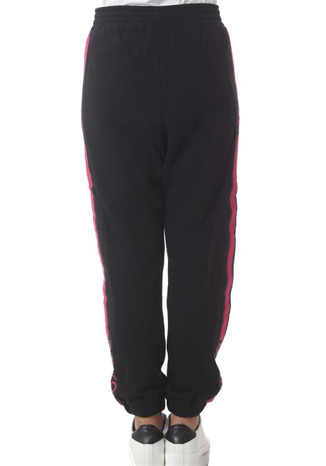Pantalone jogging donna in felpa PINKO | Pantaloni | 1G16VU-Y7JPZ99