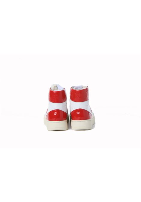 Sneakers donna Harlow basket high vitello PINKO | Sneakers | 1H20YR-Y78L9ZR2