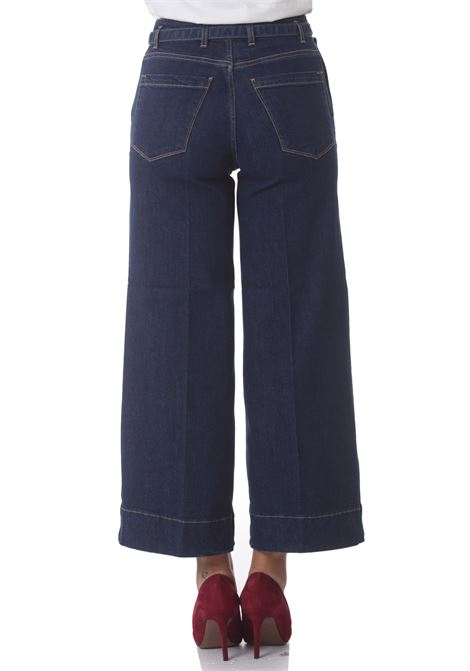 Jeans palazzo donna Peggy 8 PINKO | Jeans | 1J10PP-Y78MF92