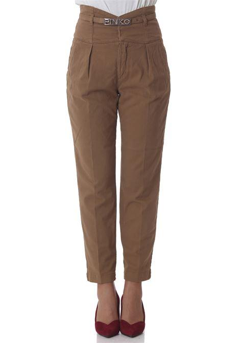 Jeans donna bustier Ariel PJ543 PINKO | Jeans | 1J10QT-Y78YL24