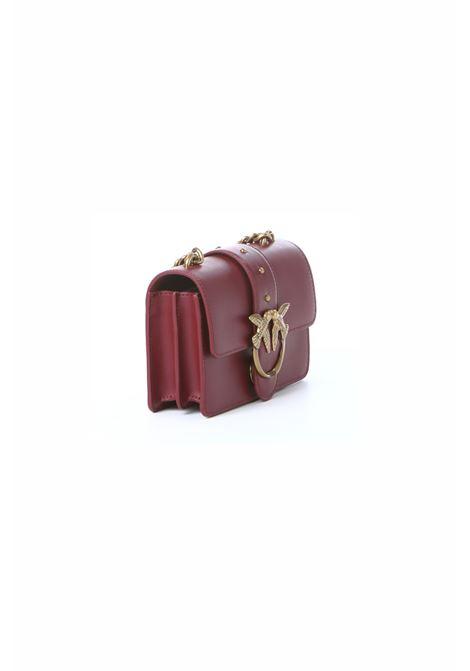 Borsa donna Love mini icon simply 10 cl PINKO | Borse | 1P22AB-Y6XTR64
