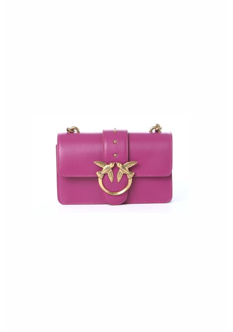 Borsa donna Love mini icon simply 10 cl PINKO | Borse | 1P22AB-Y6XTW48