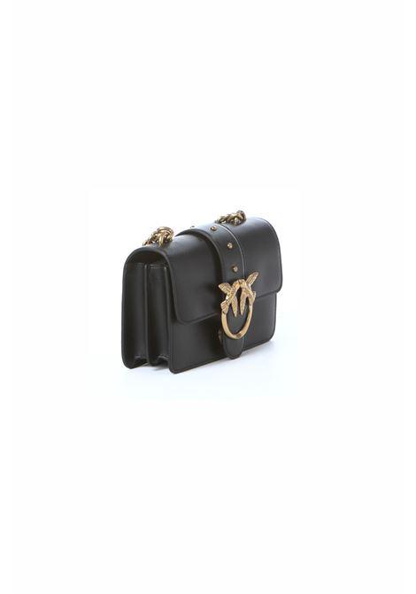 Borsa donna Love mini icon simply 10 cl PINKO | Borse | 1P22AB-Y6XTZ99
