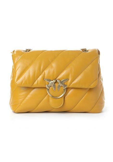 Borsa donna Love big puff maxy quilt 4 cl PINKO | Borse | 1P22AW-Y6Y3H65