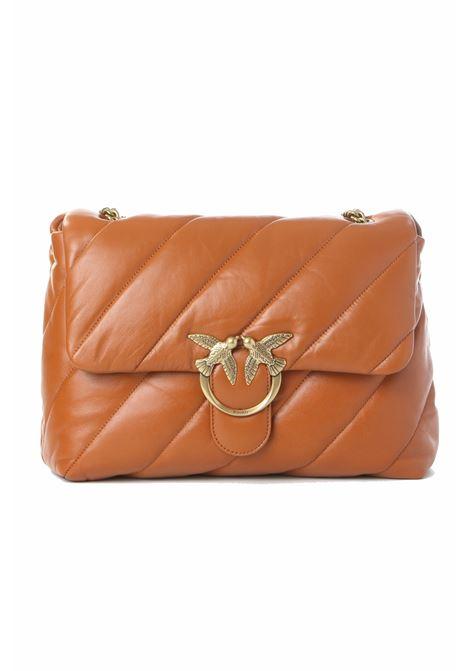 Borsa donna Love big puff maxy quilt 4 cl PINKO | Borse | 1P22AW-Y6Y3L40