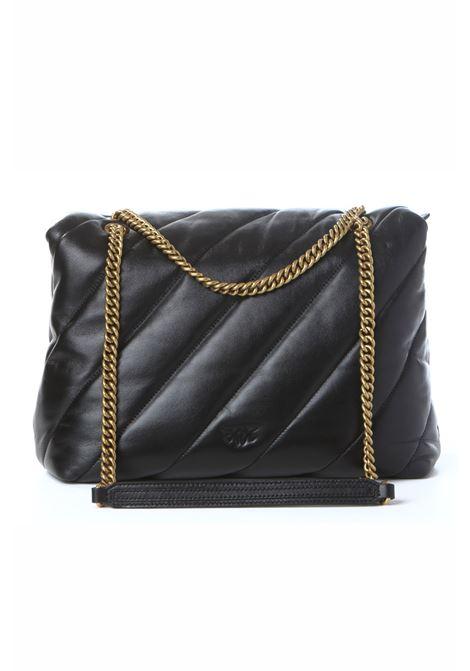 Borsa donna Love big puff maxy quilt 4 cl PINKO | Borse | 1P22AW-Y6Y3Z99
