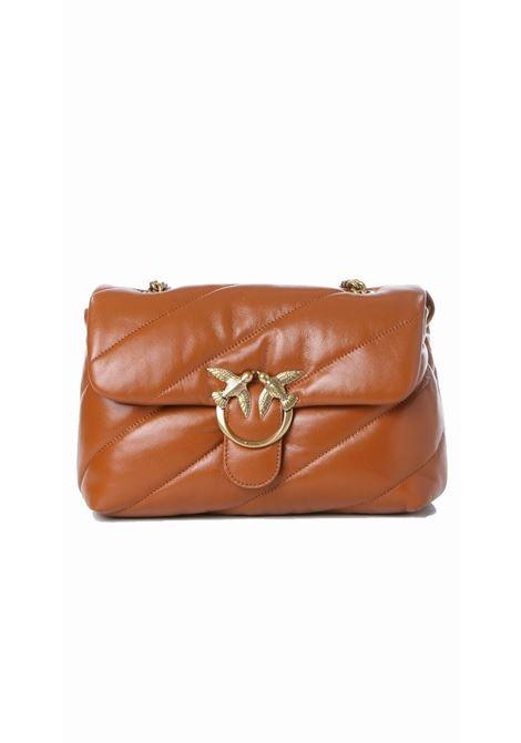Borsa donna Love classic puff maxy quilt 4 cl PINKO | Borse | 1P22AY-Y6Y3L40