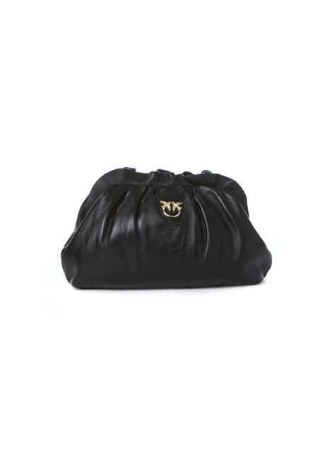 Borsa donna mini chain clutch framed 5 cl PINKO | Borse | 1P22BG-Y7FQZ99