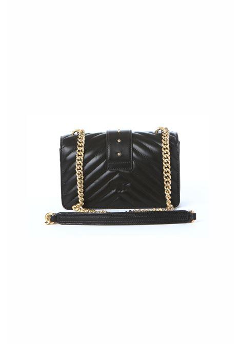 Borsa donna love mini icon quilt 3 cl PINKO | Borse | 1P22BW-Y7FYZ99