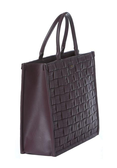 Borsa donna shopping weave PINKO | Borse | 1P22FQ-Y7KJR64