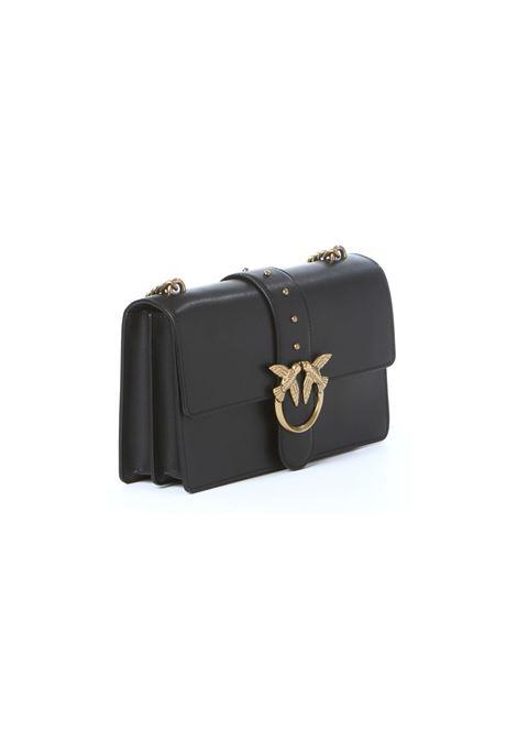 Borsa donna love classic icon simply 9 cl PINKO | Borse | 1P22GE-Y6XTZ99