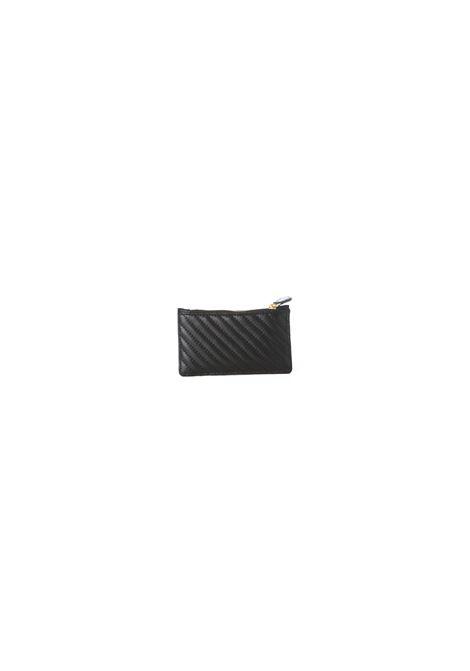 Portafoglio donna Airone credit card holder PINKO | Portafogli | 1P22HA-Y7FYZ99