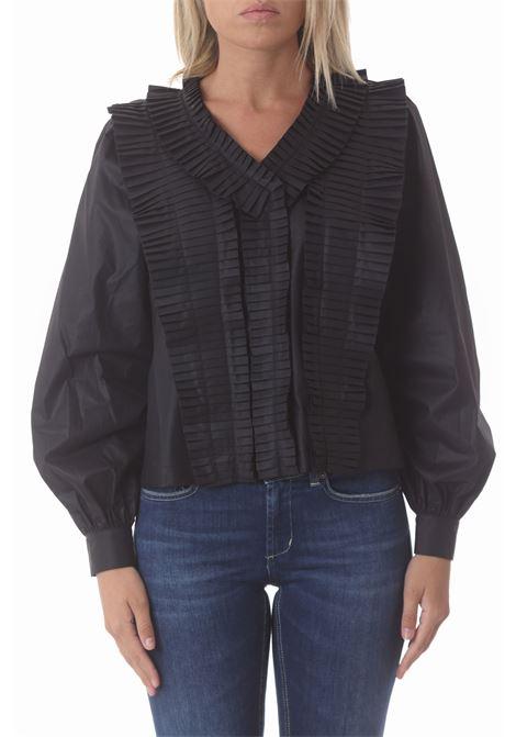 Camicia donna con rouches ROHE | Camicie | BORA-401-20-030138