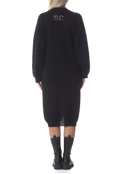 Cardigan donna in mohairgarzato Eivelyne SEMI COUTURE | Maglie | S1WF04Y69-0