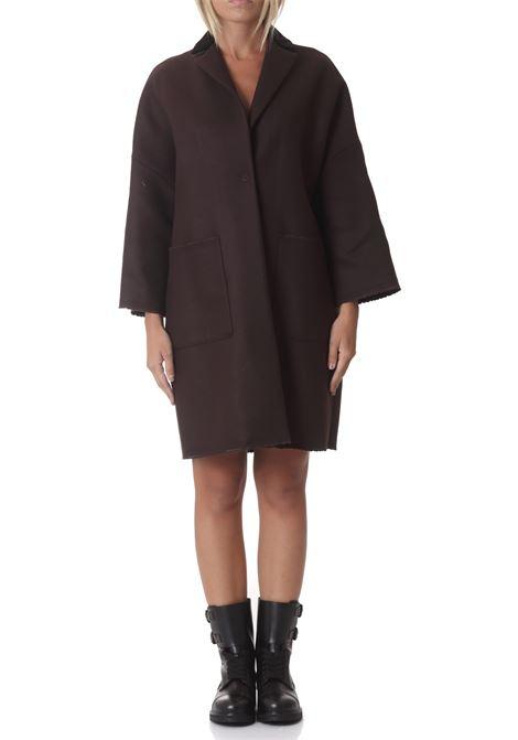 Cappotto in panno Sigmund donna SEMI COUTURE | Cappotti | Y1WV03U91-0
