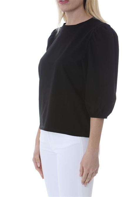 T-shirt donna manche a palloncino ATTIC AND BARN | T- Shirt | ATTS003-AT180990