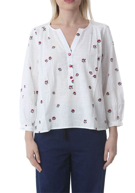 camicia maniche lunghe donna DES PETIT HAUTS | Camicie | EVE-1E210444IM682
