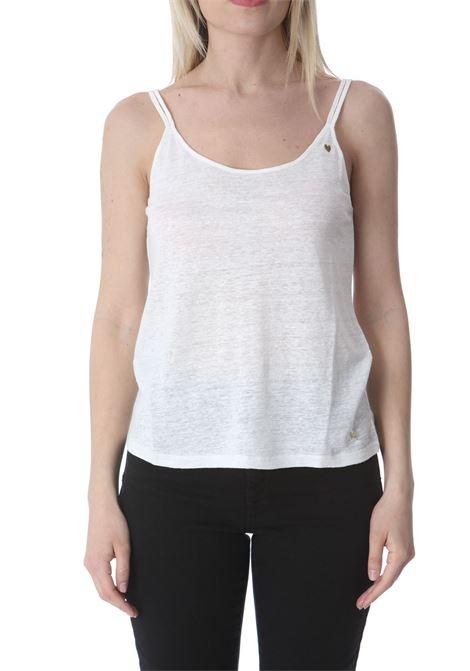 Canotta donna DES PETIT HAUTS | T- Shirt | JANETTE-1E21023502000