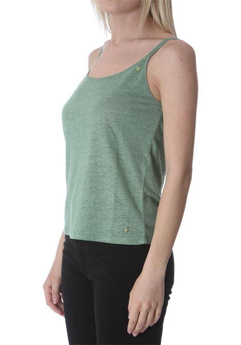 Canotta donna fluida DES PETIT HAUTS | T-shirt | JANETTE-1E21023504103