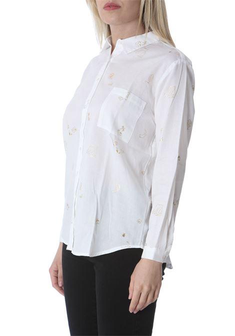 Camicia donna DES PETIT HAUTS | Camicie | RAOULE-1E210466IM697