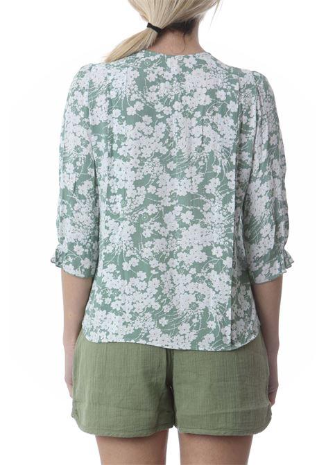 Camicia donna manciche 3/4 DES PETIT HAUTS | Camicie | TIMELIO-1E210427IM684