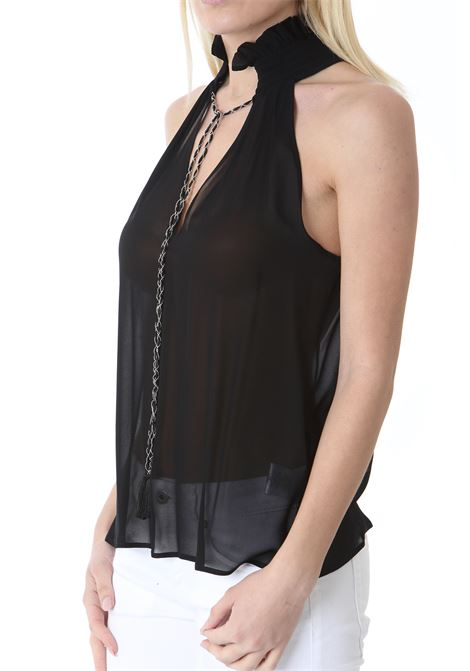 CAMICIA IN GIORGETTE DON DUP | Camicie | DC197IF0017DXXX999