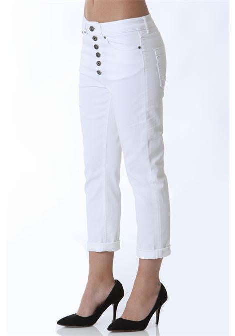 KOONS GIOIELLO DON DUP | Pantaloni | DP268BBS0030DPTDG000