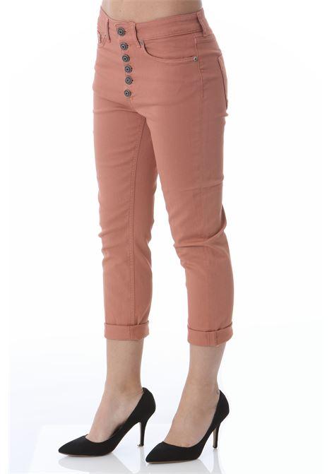 KOONS GIOIELLO DON DUP | Pantaloni | DP268BBS0030DPTDG518