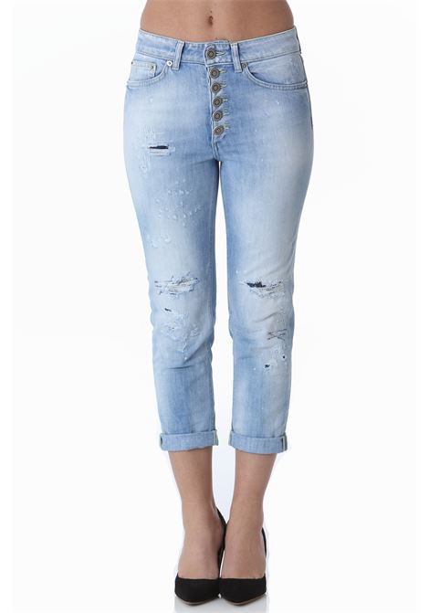 KOONS GIOIELLO DON DUP | Jeans | DP268BDS0107DAY6-800-KOONS GIOIELLO800