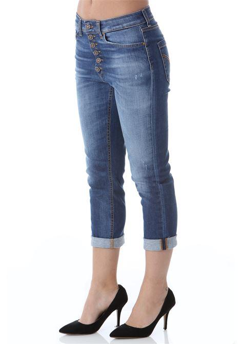 KOONS GIOIELLO DON DUP | Jeans | DP268BDS0296BB6-800-KOONS GIOIELLO800