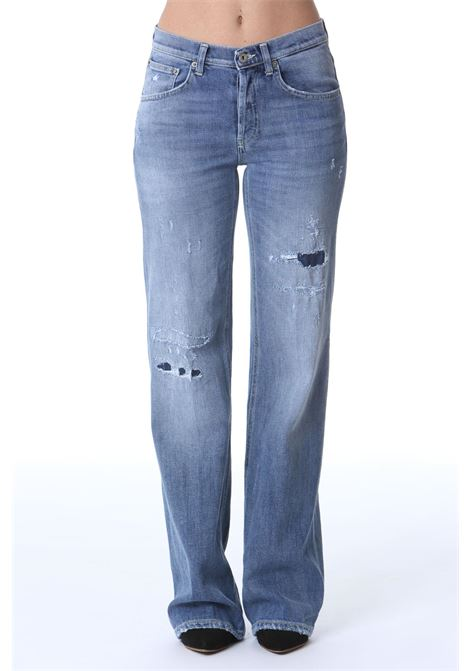 JACKLIN DON DUP | Jeans | DP427DS0229BD1-JACKLIN800