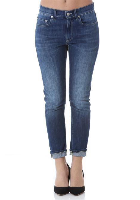 MILA DON DUP | Jeans | DP466DS0107DBB8-MILA800