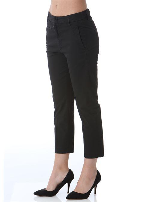 PANTALONE ARIEL DON DUP | Pantaloni | DP475GSE046PTD-ARIEL999
