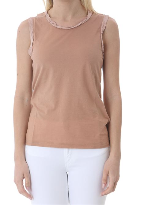 Top donna girocollo DON DUP | Top | S863JF0254DPTD518