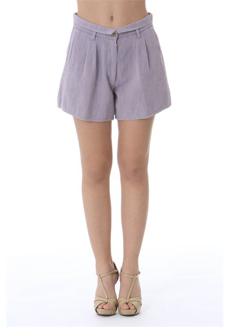 Short in denim cavalry FORTE FORTE | Bermuda | 8036-MYPANTS0095