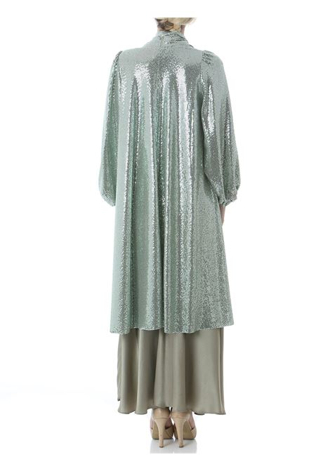 SEQUINS JERSEY DUSTCOAT FORTE FORTE | Cappotti | 8041-MYCOAT6052