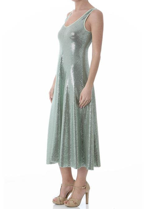 SEQUINS JERSEY DRESS FORTE FORTE | Abiti | 8044-MYDRESS6052