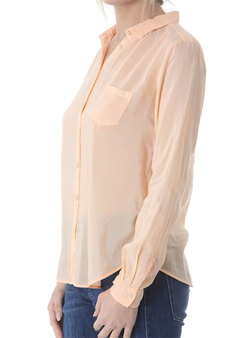 COTTON SILK VOILE POCKET SHIRT FORTE FORTE | Camicie | 8075-MYSHIRT2005