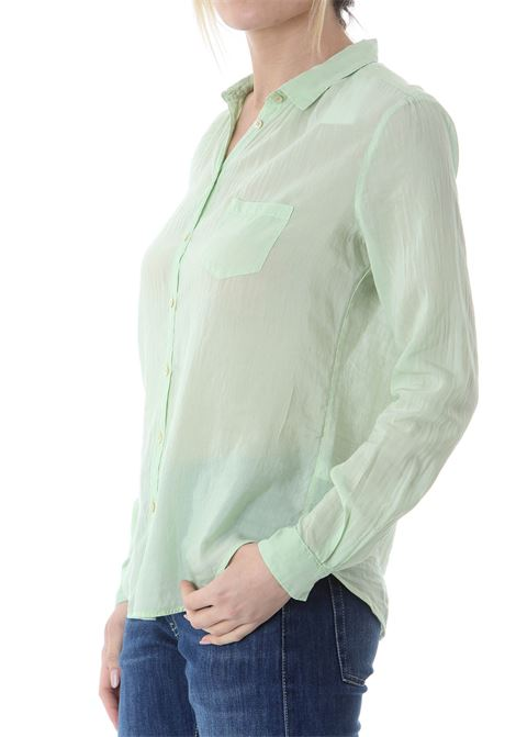 COTTON SILK VOILE POCKET SHIRT FORTE FORTE | Camicie | 8075-MYSHIRT6052