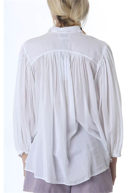 COTTON SILK VOILE BOHEMIAN SHIRT FORTE FORTE | Camicie | 8076-MYSHIRT0002