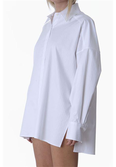 Camicia donna over GRIFONI | Camicie | GI220039/44003