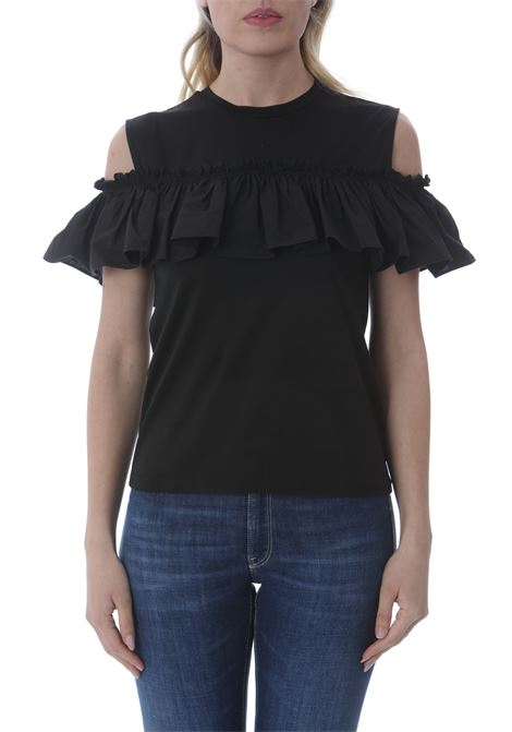T-SHIRT CON ROUCHE JUCCA | T-shirt | J3318009003