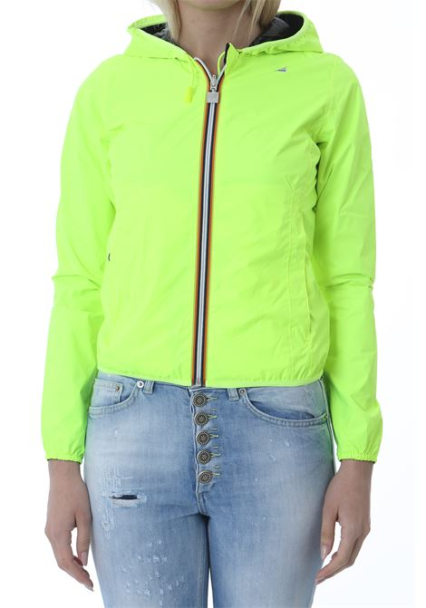 LILY PLUS DOUBLE FLUO K-WAY | Giacche | K002EJ0A00
